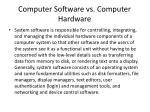 computer software vs computer hardware3