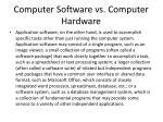 computer software vs computer hardware5