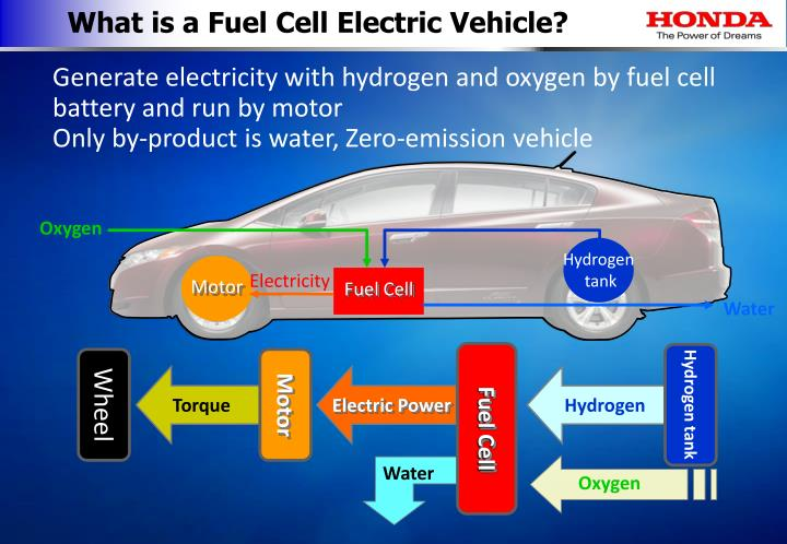 What is a Fuel Cell Electric Vehicle?