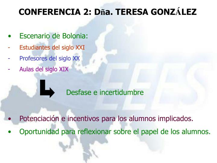 CONFERENCIA 2: D
