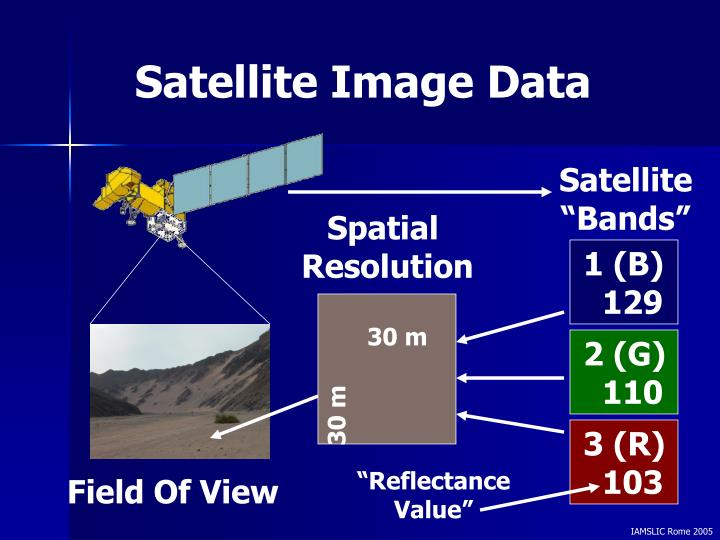 Satellite Image Data