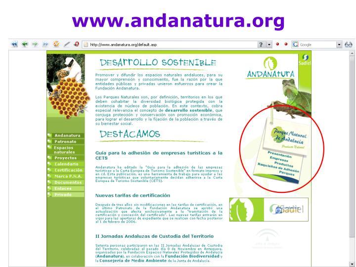 www.andanatura.org