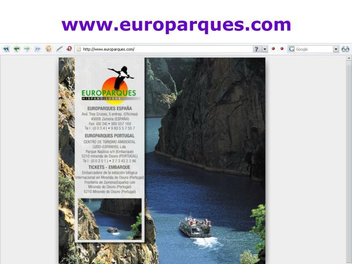 www.europarques.com