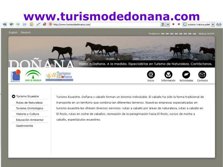 www.turismodedonana.com