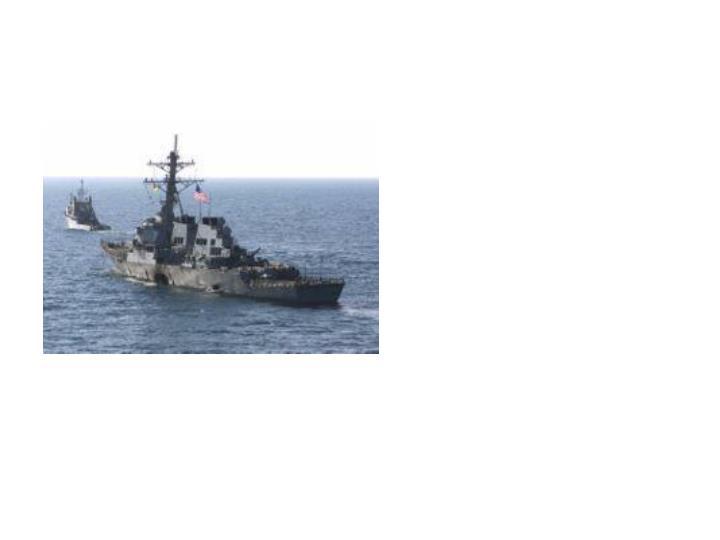 USS Cole-ko atentatua