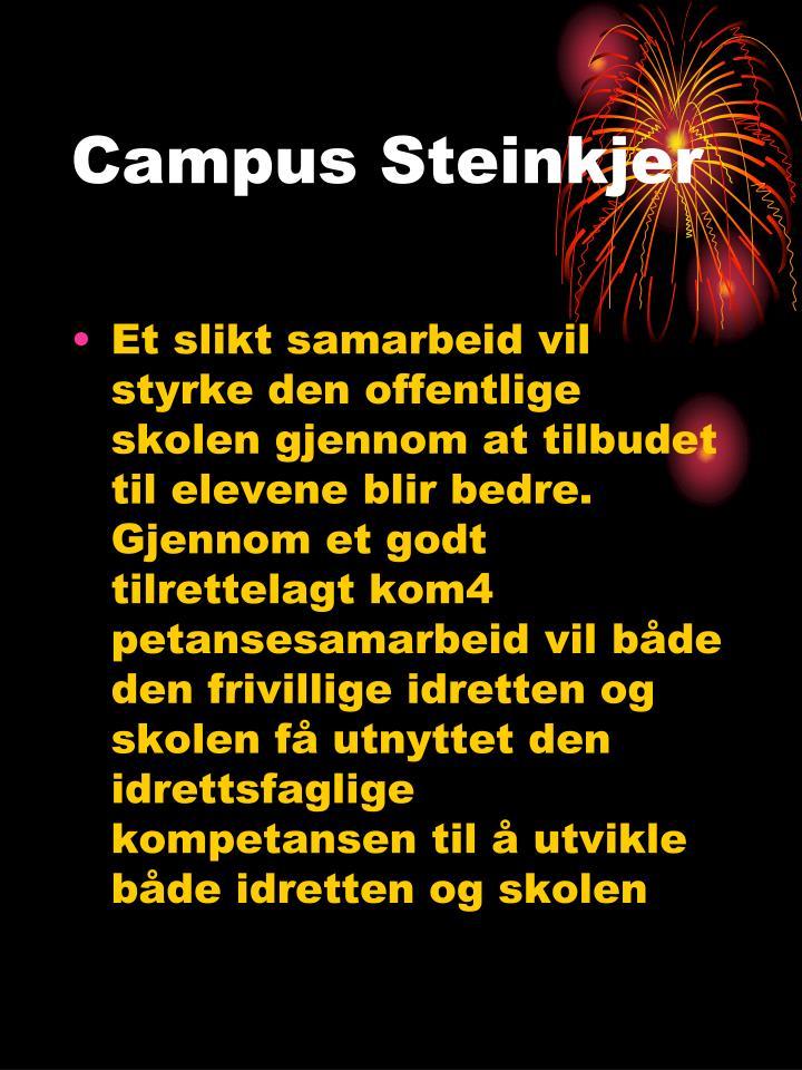 Campus Steinkjer