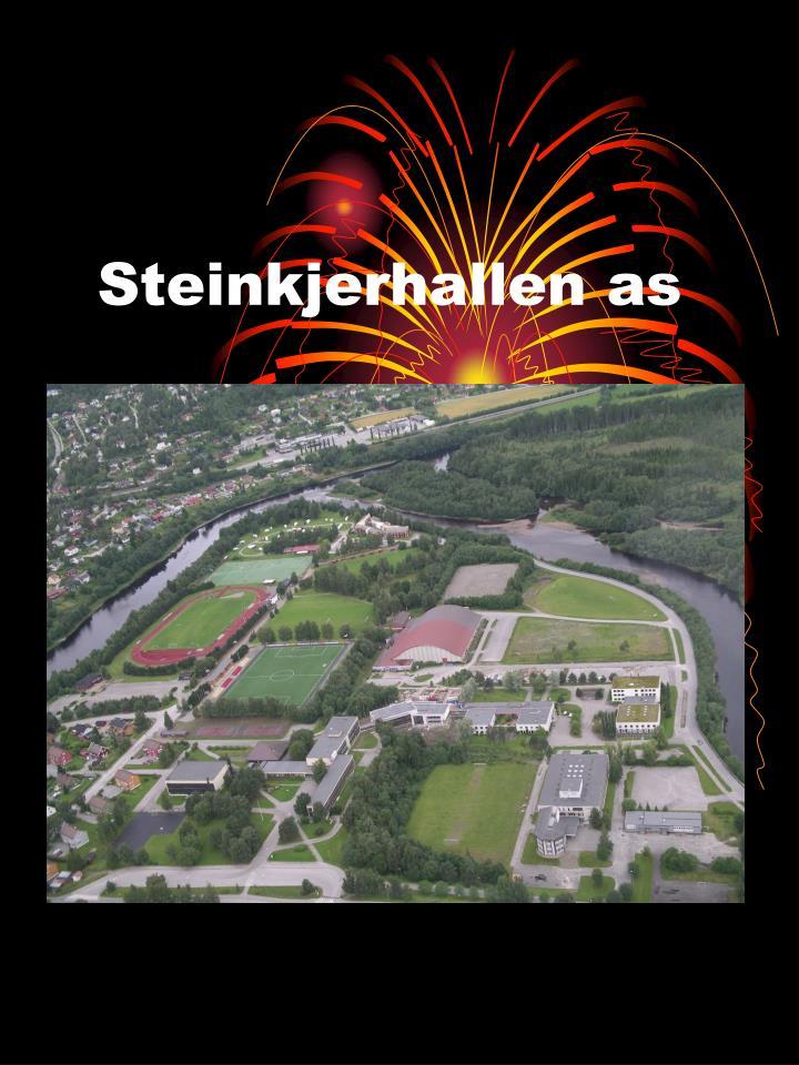 Steinkjerhallen as