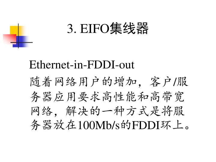 3. EIFO