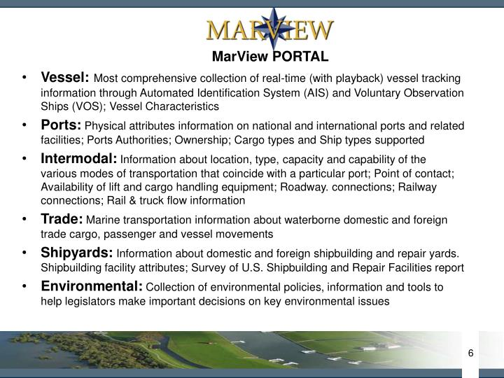 MarView PORTAL