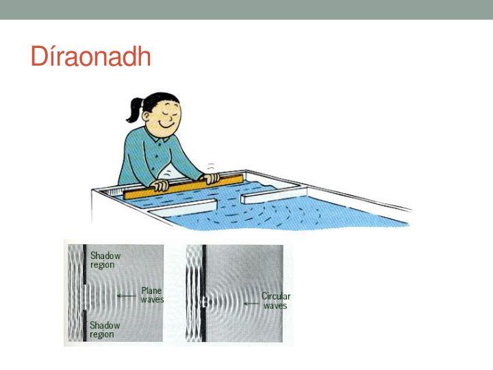 Díraonadh