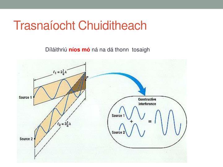Trasnaíocht Chuiditheach