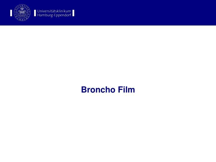 Broncho Film