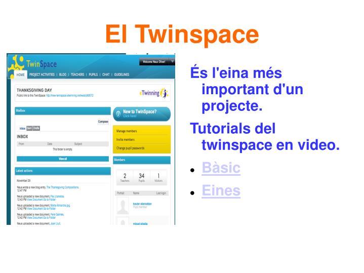 El Twinspace