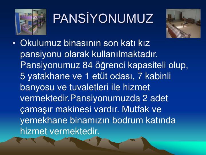 PANSYONUMUZ