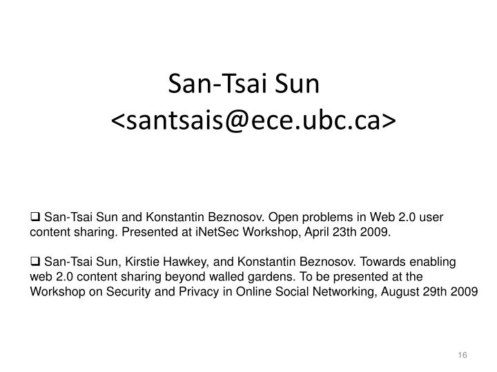 San-Tsai Sun <santsais@ece.ubc.ca>