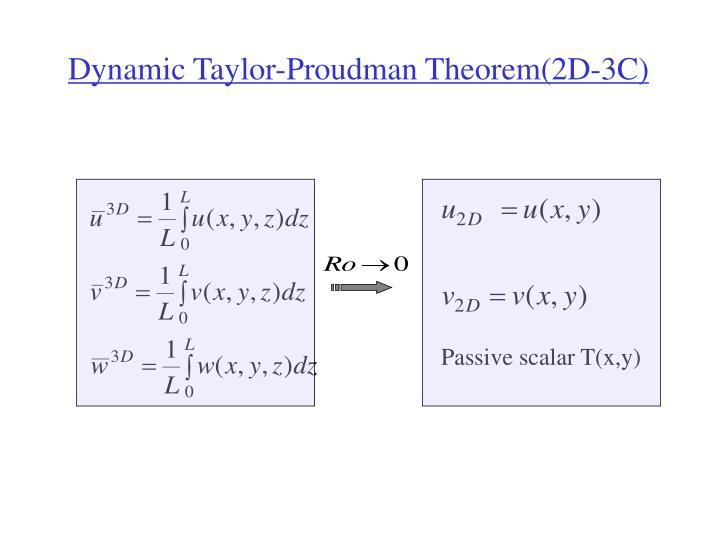 Passive scalar T(x,y)