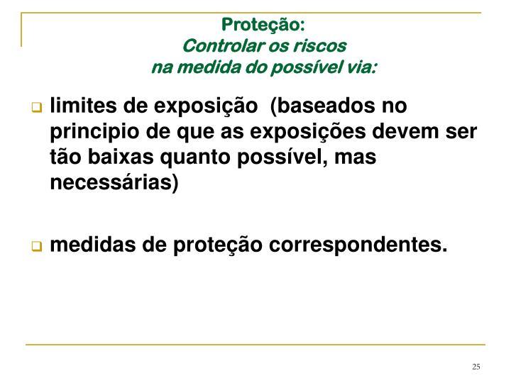 Proteção: