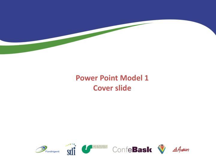 Power Point Model 1