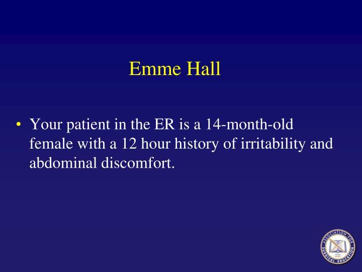 Emme Hall