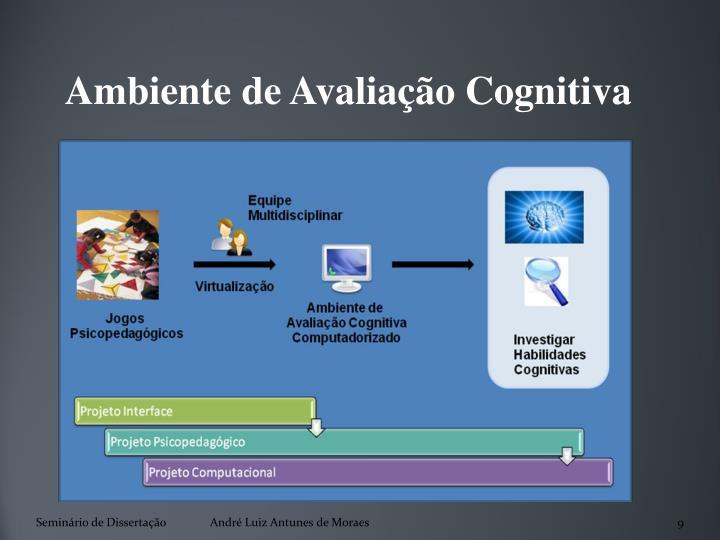 Ambiente de Avaliação Cognitiva