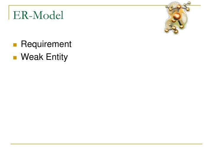 ER-Model