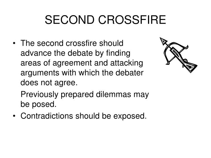 SECOND CROSSFIRE
