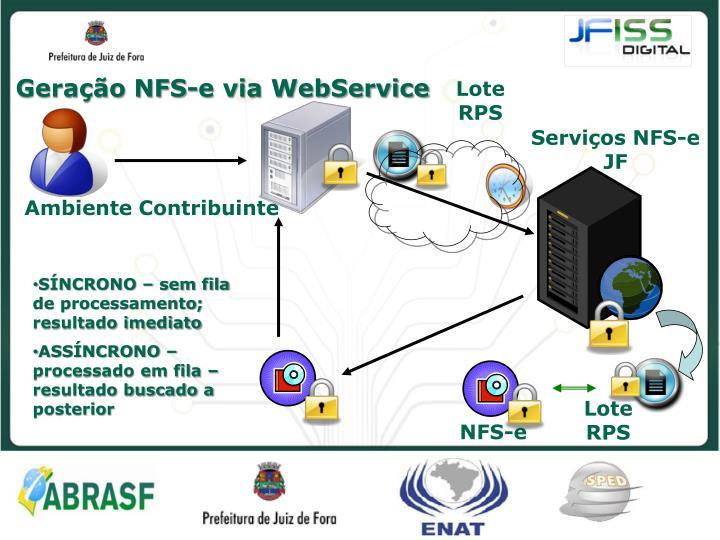 Serviços NFS-e