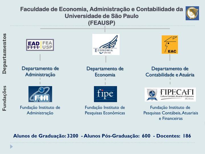 Faculdade de Economia, Administração e Contabilidade da Universidade de São Paulo