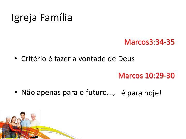Igreja Família