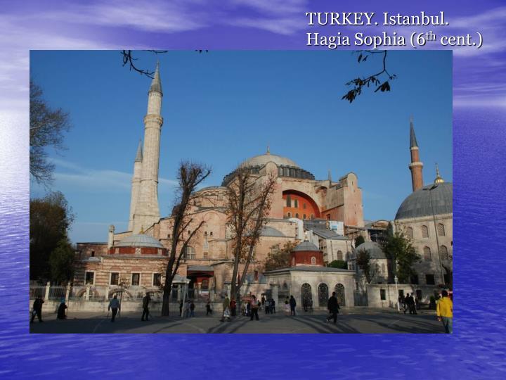 TURKEY. Istanbul.