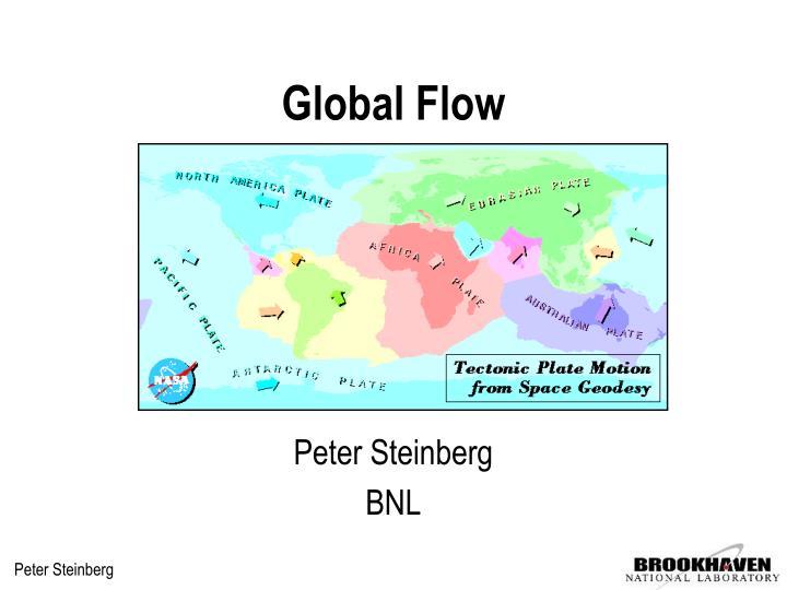 Global Flow
