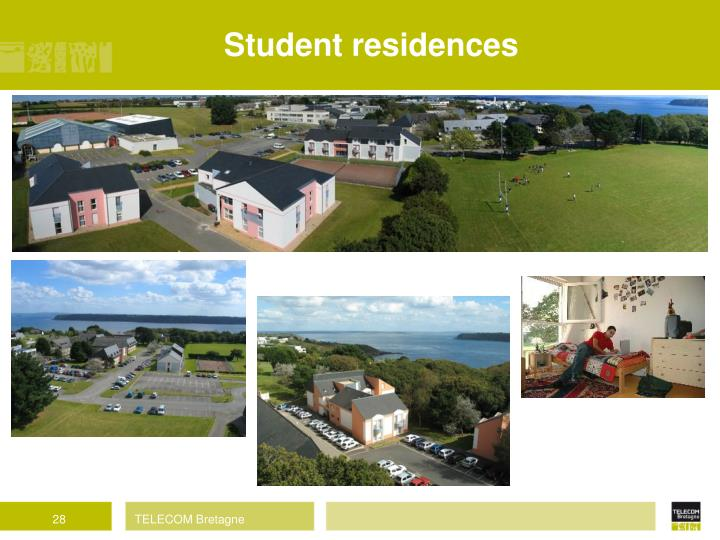 Student residences