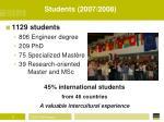 students 2007 2008
