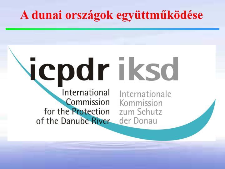 A dunai országok együttműködése