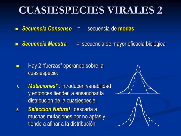 CUASIESPECIES VIRALES 2