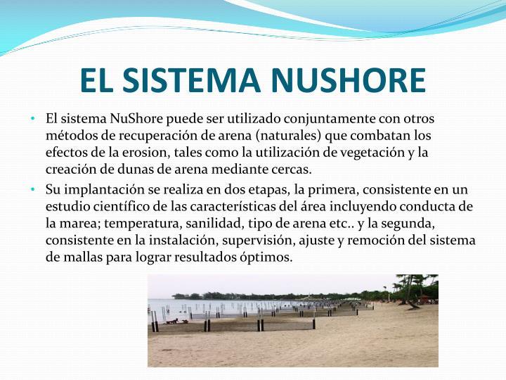 EL SISTEMA NUSHORE