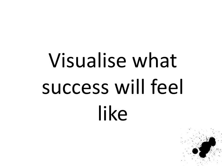 Visualise