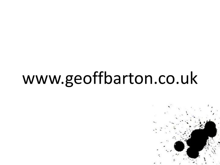 www.geoffbarton.co.uk