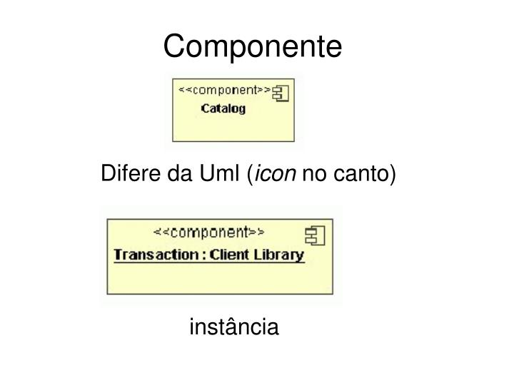 Componente