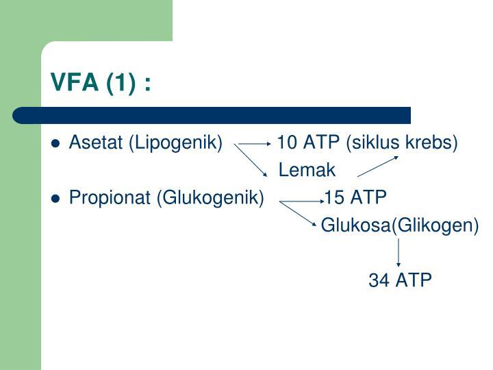 VFA (1) :