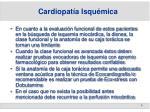 cardiopat a isqu mica2