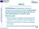 aims 2