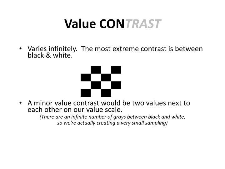 Value CON