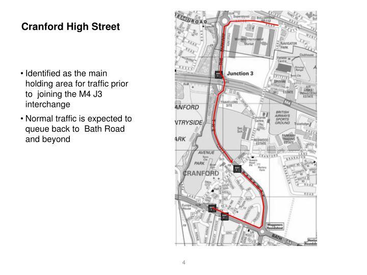 Cranford High Street