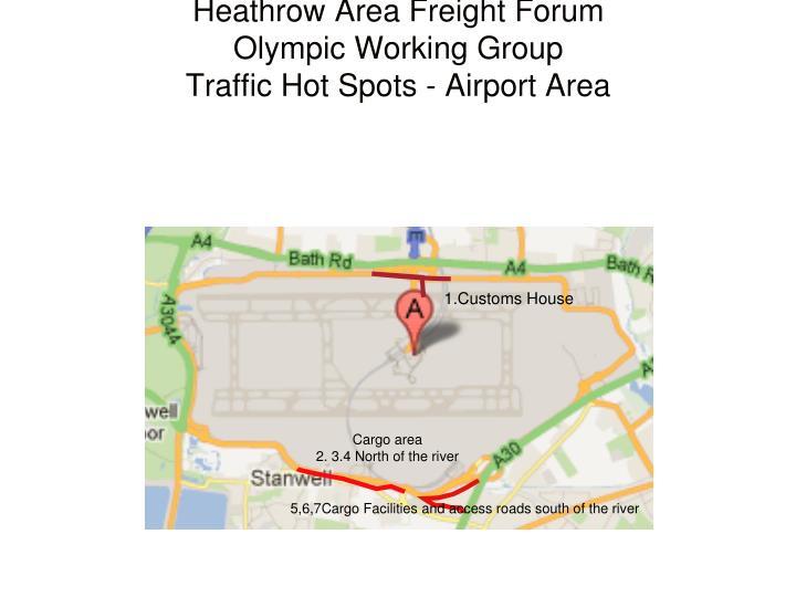 Heathrow Area Freight Forum