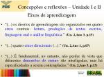 concep es e reflex es unidade i e ii11