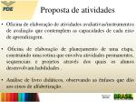 proposta de atividades1