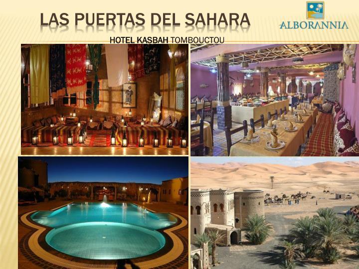 LAS PUERTAS DEL SAHARA