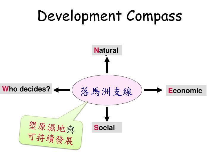 Development Compass