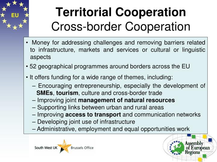 Territorial Cooperation